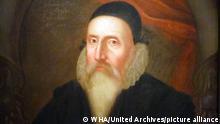 Se cree que John Dee pudo ser el modelo de Próspero, el mago de La Tempestad de Shakespeare.