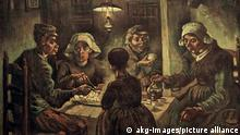 "Gogh, Vincent van 1853–1890. ""Die Kartoffelesser"", April 1885. Öl auf Leinwand, 81,5 × 114,5 cm. Amsterdam, Van Gogh Museum."