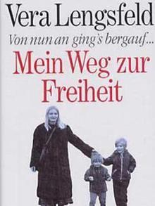 Buchcover: Lengsfeld - bergauf Freiheit