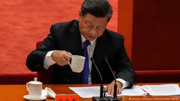 坊间传言:习近平欲在任期内解决台湾问题(资料图片)