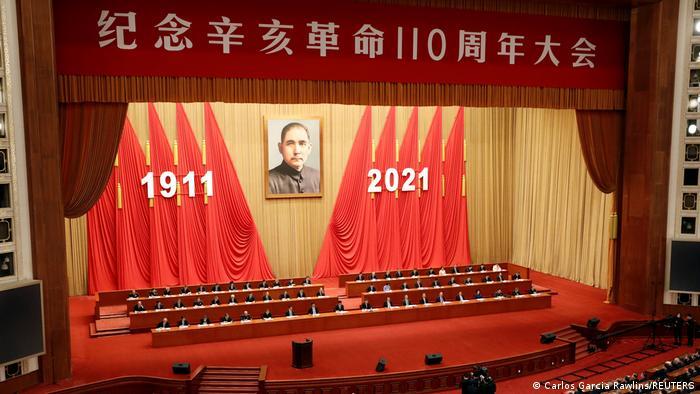 China - Treffen zum Gedenken an den 110. Jahrestag der Xinhai-Revolution