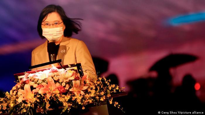 Taiwan - PräsidentinTsai Ing-wen