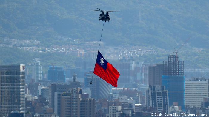 Taiwan - Nationalfeiertag