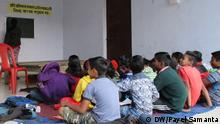 Description: Students are not getting mid day meal as schools are closed due to pandemic. Students are being taught in temporary classes out of the school.