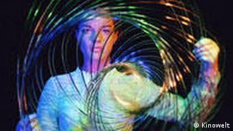 Lichteffekt mit Romy Schneider - Szene aus 'Die Hölle' (Foto: Kinowelt)