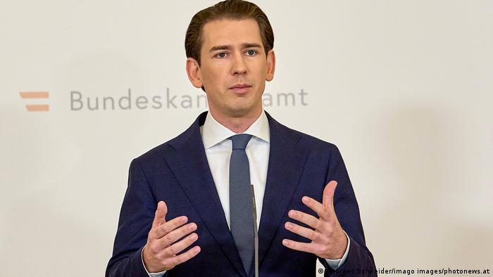 Regierungskrise in Österreich Kanzler Sebastian Kurz tritt zurück