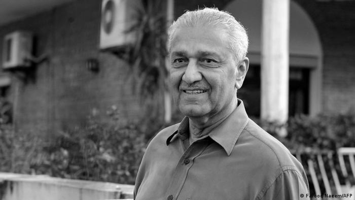 العالم النووي الباكستاني عبد القدير خان (أرشيف 7/2/2009)