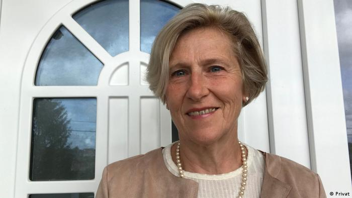 Марі-Жо Тіль вітає роботу комісії