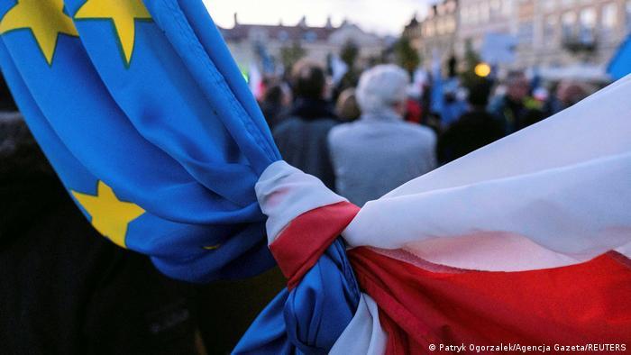 Polen   Urteil Verfassungsgericht   Demonstration in Rzeszow