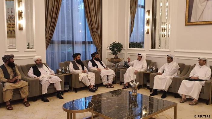 Katar Doha Taliban