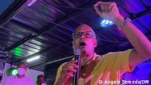 02.10.21*** José Maria Neves, ehemaliger Premierminister von Kap Verde, kandidiert für die Präsidentschaft der Republik bei den Wahlen im Oktober 2021.