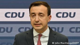 CDU Genel Sekreteri Paul Ziemiak