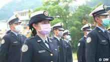 Taiwan Studenten bereiten sich auf mögliche chinesische Invasion vor