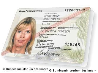 The new electronic ID card was released on November 1