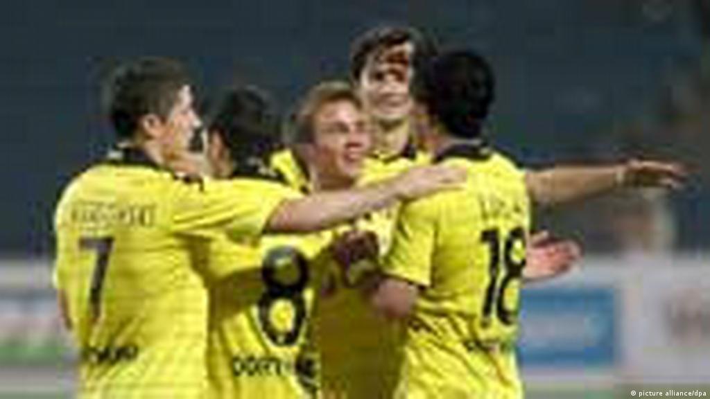 Дортмунд боруссия молодая команда