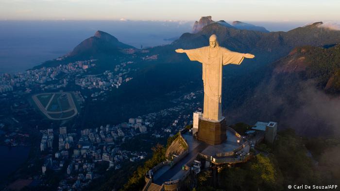 BG Christusstatuen | Cristo Redentor in Rio