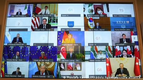 Ναι των G20 για ανθρωπιστική βοήθεια στο Αφγανιστάν