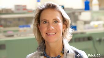 Prof. Christine Falk, Präsidentin der Deutschen Gesellschaft für Immunologie