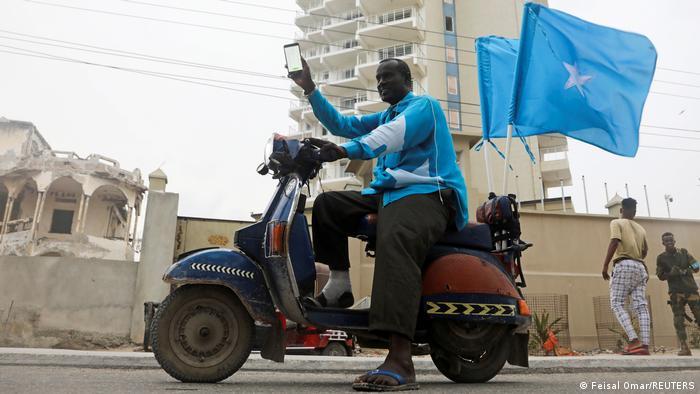 Somalia Urteil des Internationalen Gerichtshofs in Mogadischu