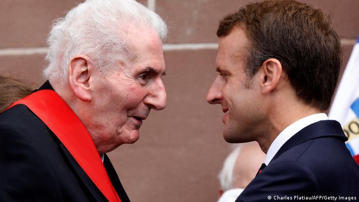 Frankreichs letzter NS-Widerstandskämpfer, Hubert Germain gestorben