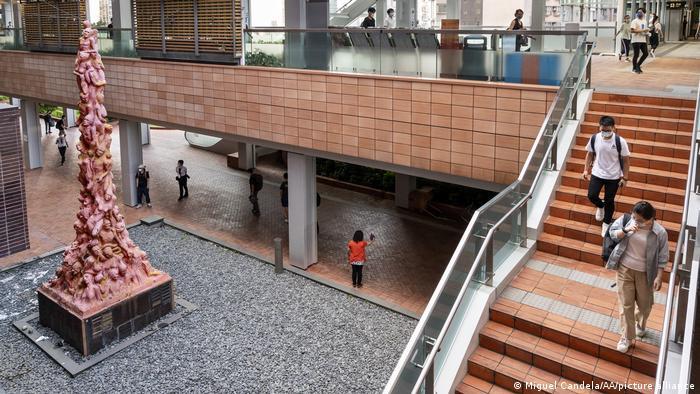 Hongkong PILLAR OF SHAME