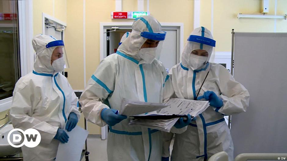 Coronavirus digest: Russia's daily death toll reaches all-time high