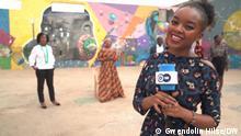 Accra, Ghana / Edith Kimani hosts a 77 Percent Street Debate on beauty standards / 07/2021