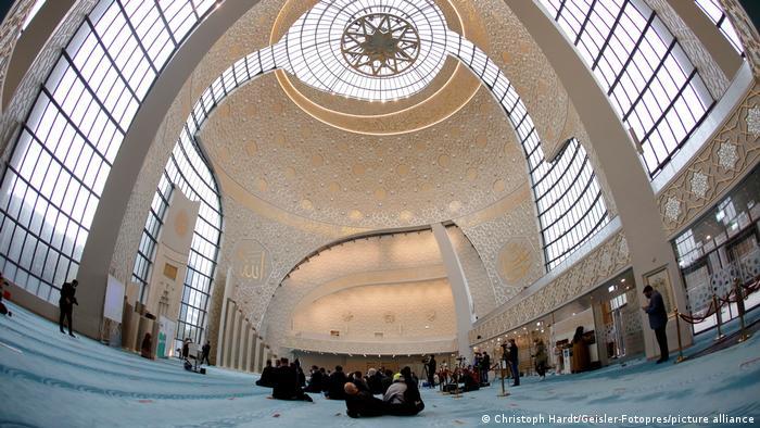 Džamija u Kölnu