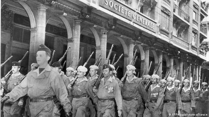 Algerien Algier | Befreiungskrieg 1956