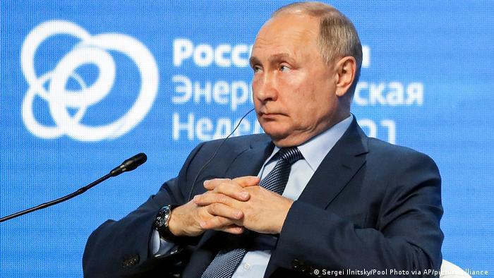 Preşedintele Federaţiei Ruse, Vladimir Putin