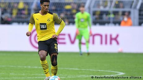 <div>Borussia Dortmund's Jude Bellingham: How to make the complete midfielder</div>