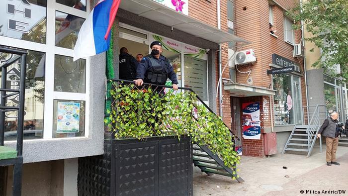 Severna Mitrovica 13.10.2021.