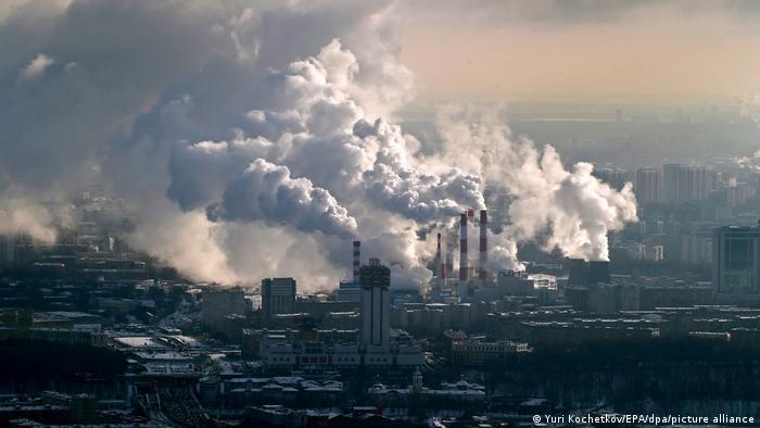 Russland will bis 2060 klimaneutral sein
