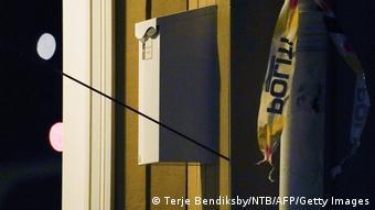 Norwegen | Angriff mit Pfeil und Bogen in Kongsberg