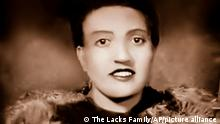 Henrietta Lacks shortly after her move with husband David Lacks from Clover, Virginia to Baltimore, Maryland in the early 1940s. The World Health Organization chief on Thursday honored the late Henrietta Lacks, a Black American woman who died of cervical cancer 70 years ago and whose cells that were taken without her knowledge spurred vast scientific breakthroughs and life-saving innovations such as for vaccines for polio and human papillomavirus, and even in research about the coronavirus. (The Lacks Family via AP)