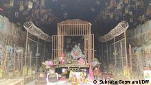 Durga Puja is the main festival of Bengali Hindus. In Kolkata the idols are really artistic and nearly every Puja has a theme.