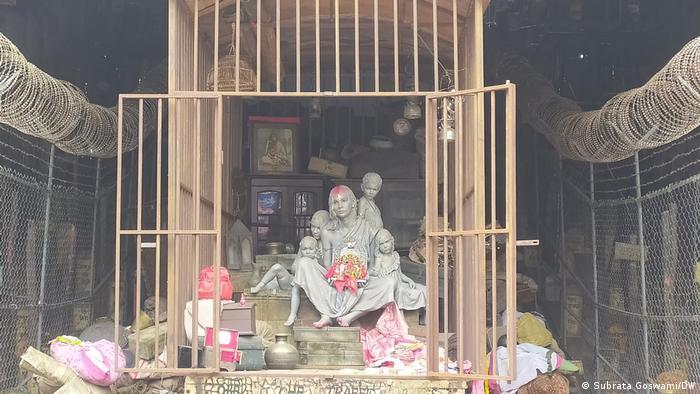 Indien Best Durga Puja Idols