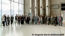 Thessaloniki Deutsch-Griechisches Jugendwerk Konferenz Ort:Thessaloniki, Opernhaus Thessaloniki Zeit:11-13 Oktober 2021 Foto: Diogenis Dimitrakopoulos
