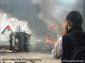 Immer nah dran: James Nachtwey im Gaza-Streifen