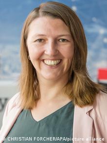 Österreiche Meinungsforscherin Sabine Beinschab