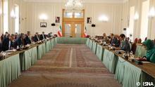 Iran Enrique Mora zum Atomgespräch in Teheran