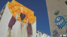 Titel: DW Euromaxx 16.10.2021 Streetartfestival Lyon Copyright: DW