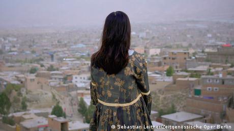 Afghanistan Bilder aus dem Streaming-Festival Female Voice of Afghanistan