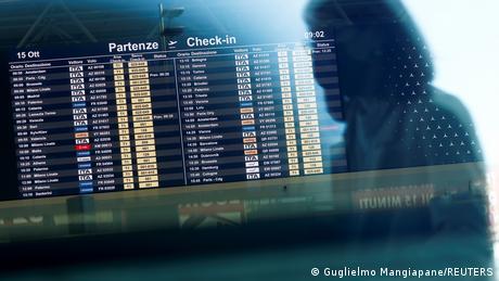 La nueva aerolínea ITA absorbió a Alitalia.