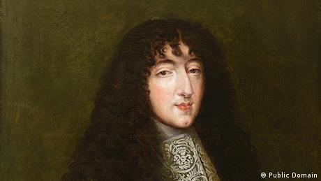 Pintura de Filipe 1º, duque de Orléans