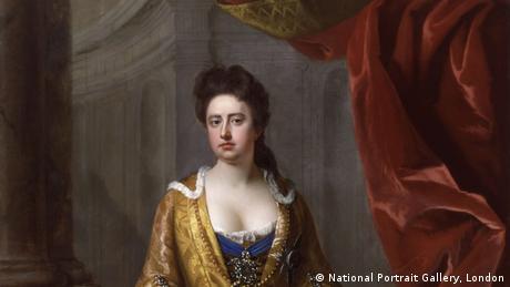Retrato da Rainha Ana da Grã-Bretanha