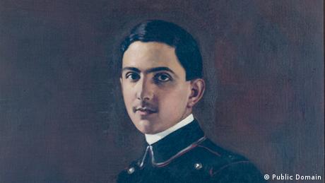Retrato do rei Umberto 2º