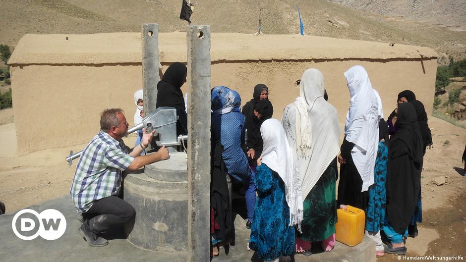 Afghanistan: German NGOs struggle as suffering grows