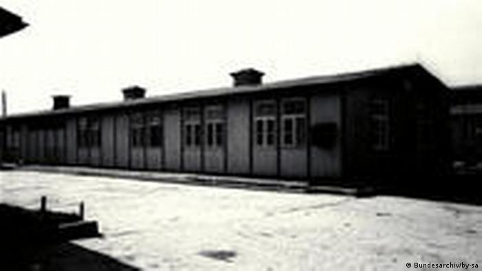 The Mauthausen concentration camp