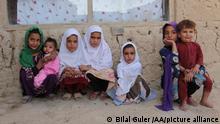 Afghanistan | Afghanische Kinder im Dorf Budhak